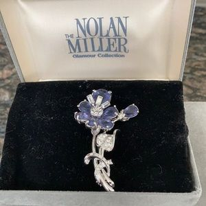 NOLAN MILLER WILDFLOWER PIN